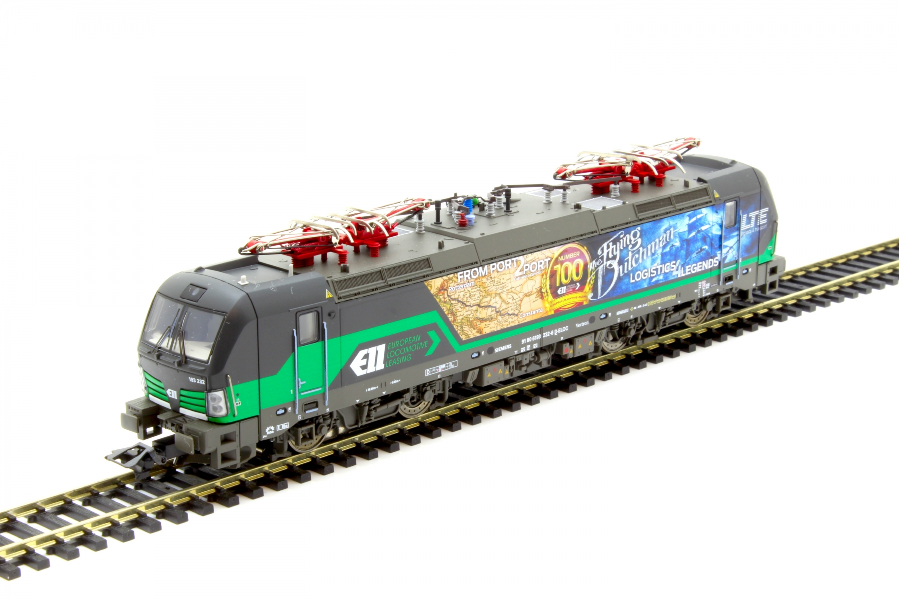 Märklin-36183-BR-193-Vectron-Flying-Dutchman-Front-Oben